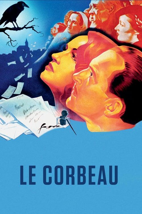 Le Corbeau - Movie Poster