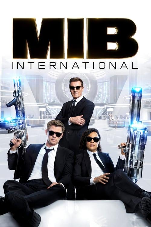 Men in Black: International - Movie Poster