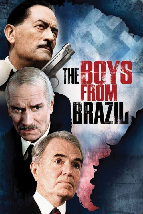 The Boys from Brazil - Movie Poster
