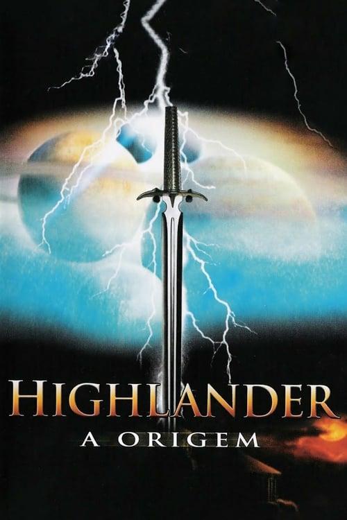 Highlander: The Source - Movie Poster