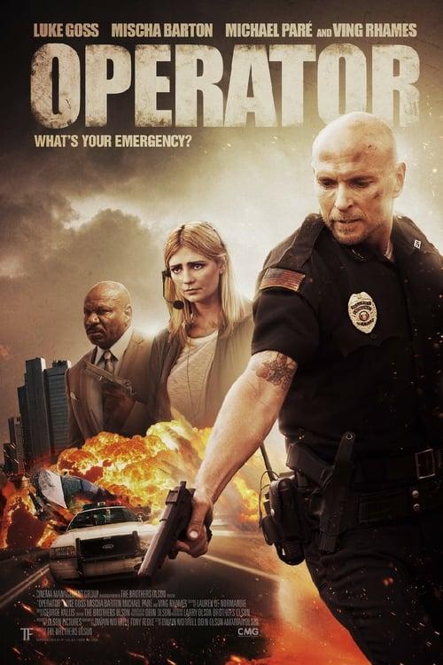 Operator - Movie Poster
