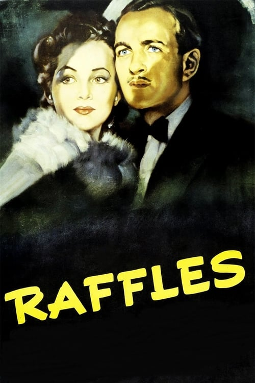 Raffles - Movie Poster