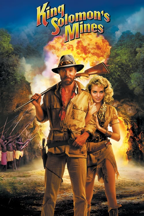 King Solomon's Mines - Movie Poster