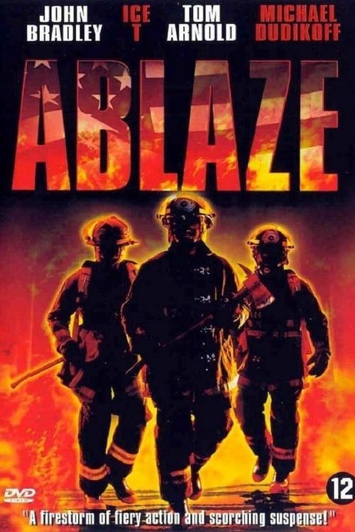 Ablaze - Movie Poster