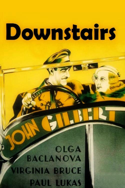 Downstairs - Movie Poster