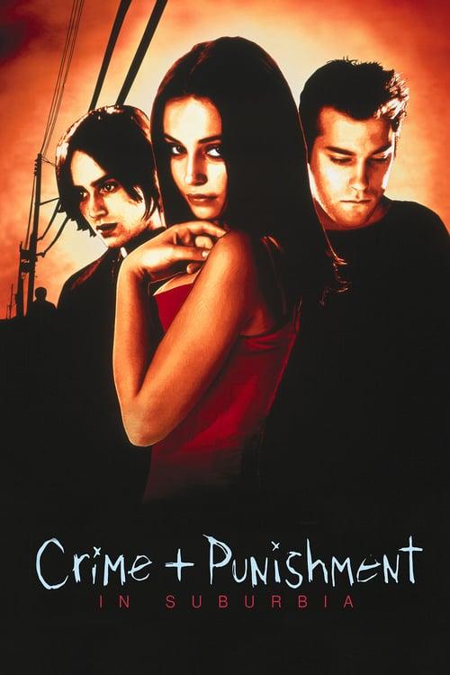 Crime + Punishment in Suburbia - Movie Poster