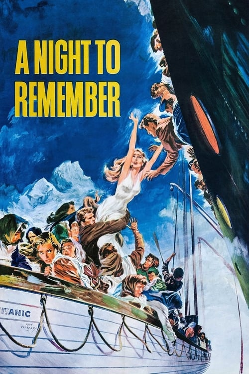 A Night to Remember - Movie Poster