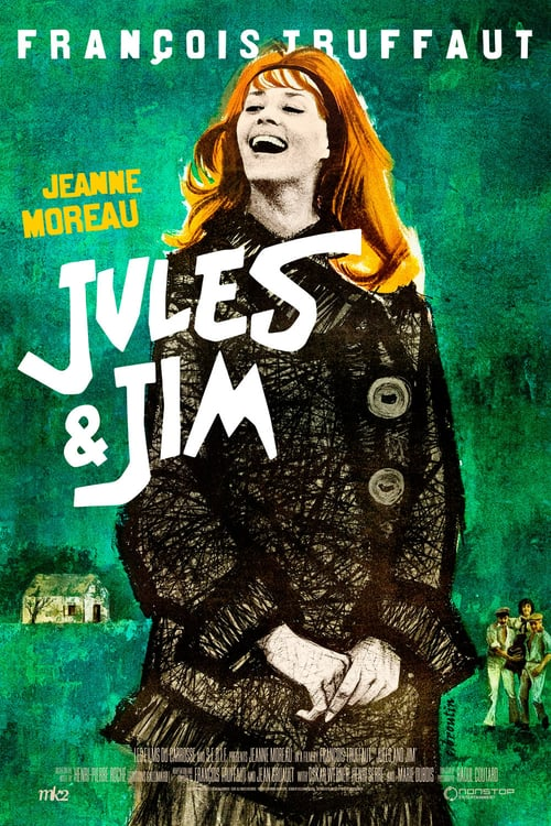 Jules and Jim - Movie Poster