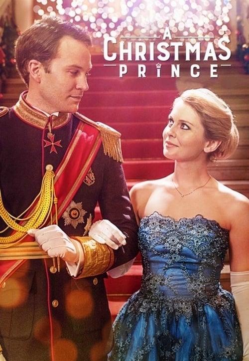 A Christmas Prince - Movie Poster