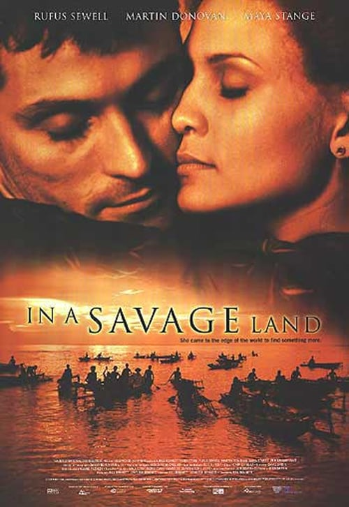 In a Savage Land - Movie Poster