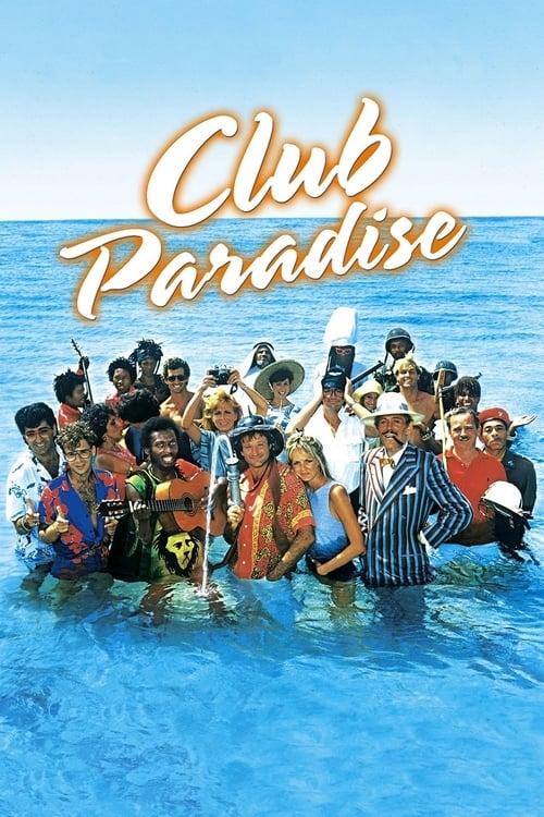 Club Paradise - Movie Poster
