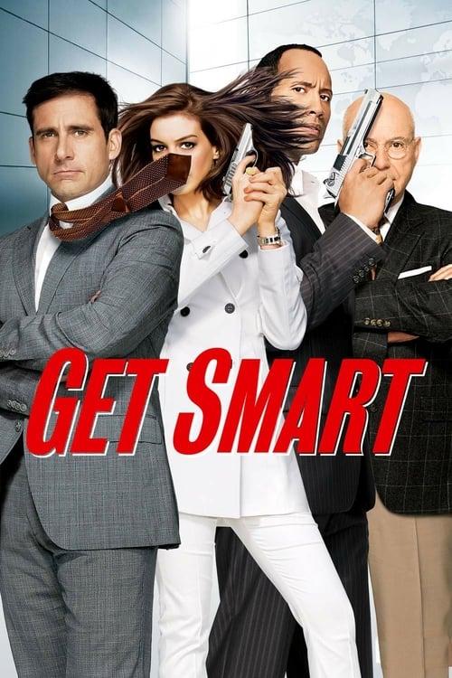 Get Smart - Movie Poster