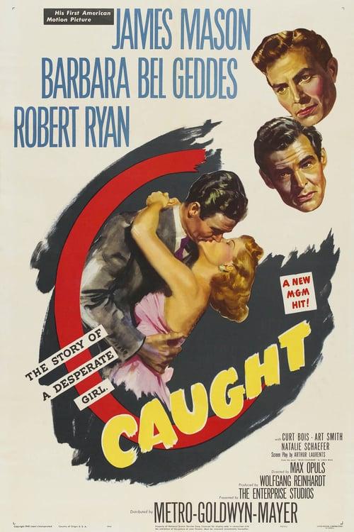 Caught - Movie Poster