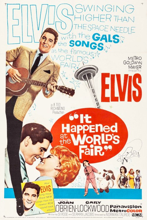 It Happened at the World's Fair - Movie Poster
