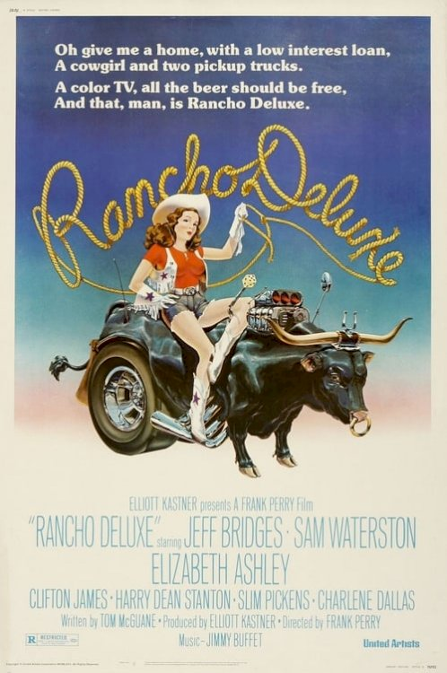 Rancho Deluxe - Movie Poster