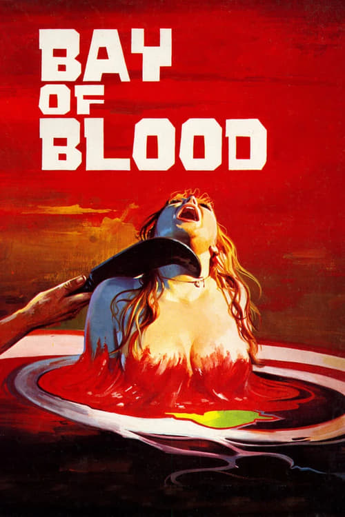 A Bay of Blood - Movie Poster