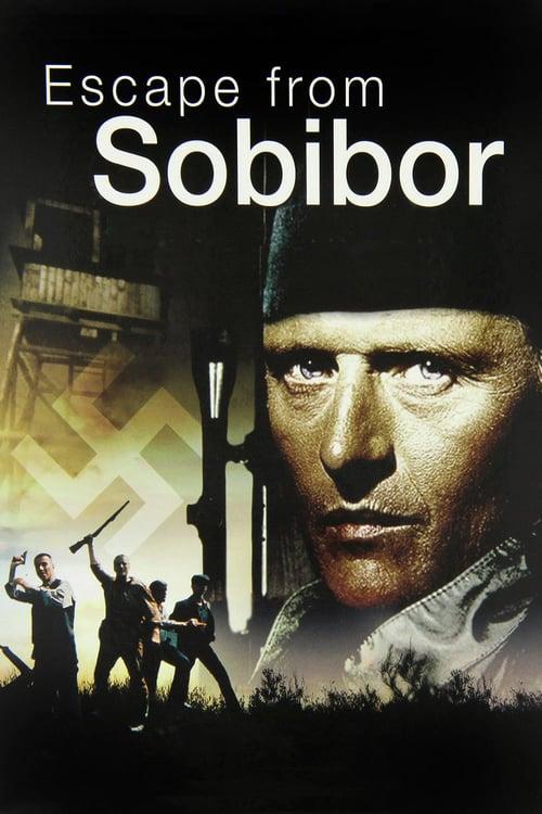 Escape from Sobibor - Movie Poster