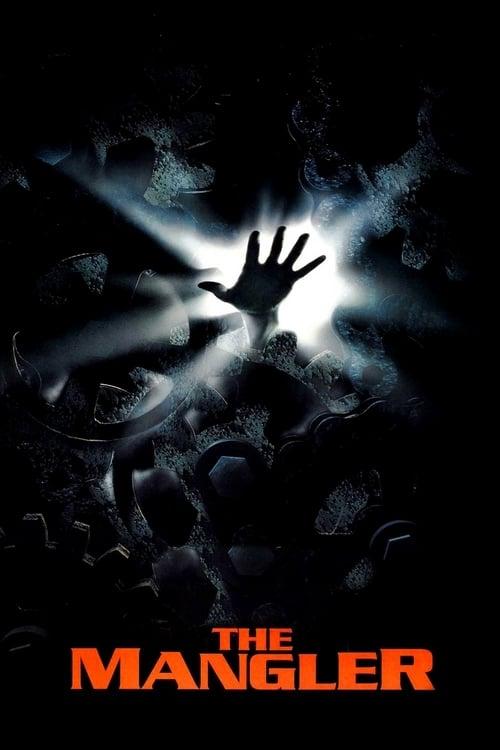 The Mangler - Movie Poster