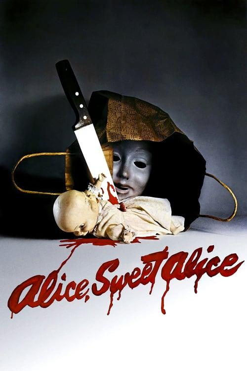 Alice Sweet Alice - Movie Poster
