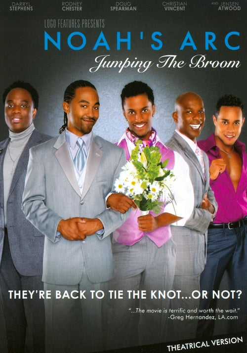 Noah's Arc: Jumping the Broom - Movie Poster