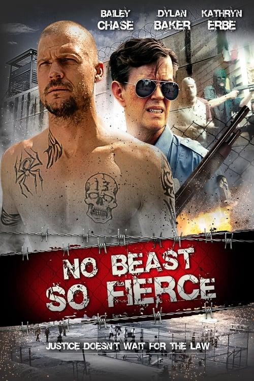 No Beast So Fierce - Movie Poster