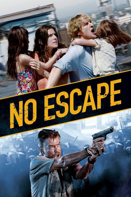 No Escape - Movie Poster