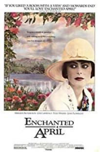 Enchanted April - Movie Poster