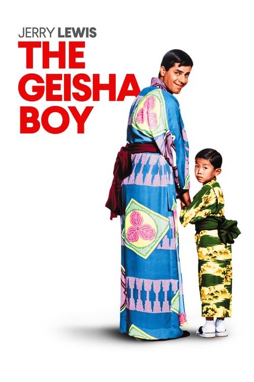 The Geisha Boy - Movie Poster
