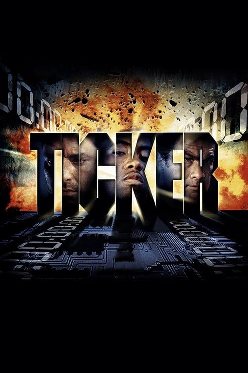 Ticker - Movie Poster