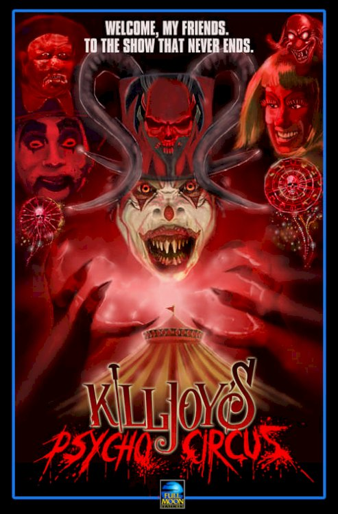 Killjoy's Psycho Circus - Movie Poster