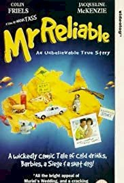 Mr Reliable - Movie Poster