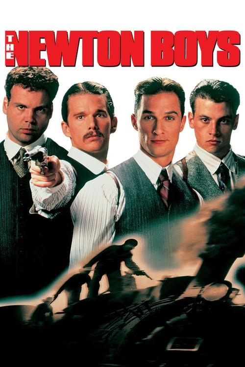 The Newton Boys - Movie Poster