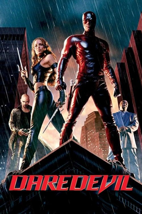 Daredevil - Movie Poster