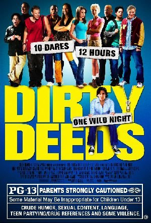Dirty Deeds - Movie Poster