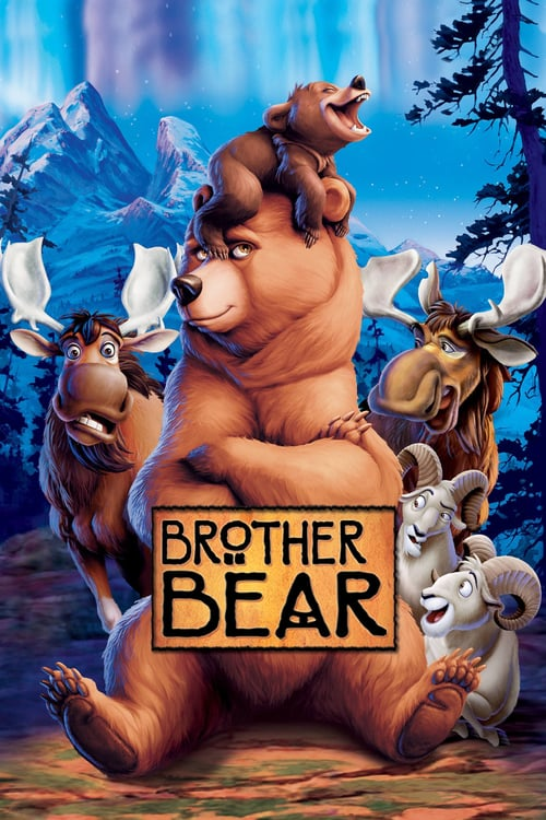 Brother Bear - Movie Poster