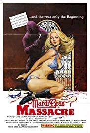 Mardi Gras Massacre - Movie Poster