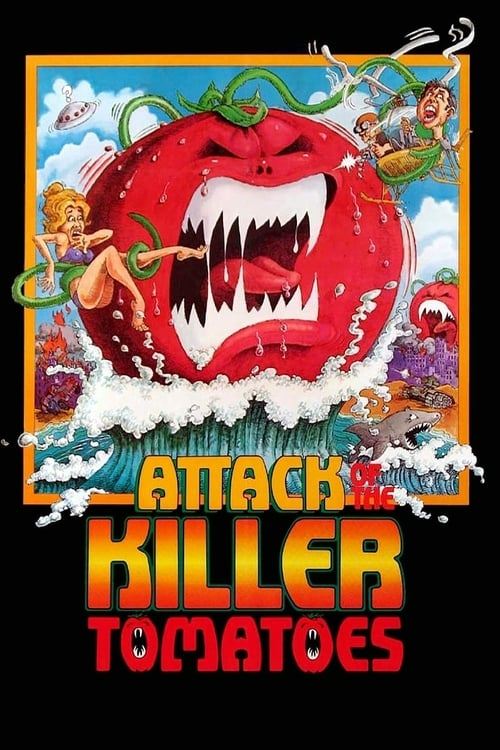 Attack of the Killer Tomatoes! - Movie Poster