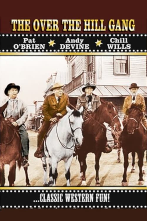 The Over-the-Hill Gang - Movie Poster