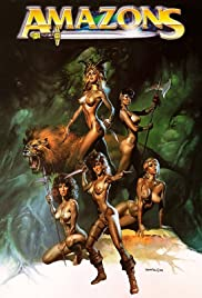 Amazons - Movie Poster
