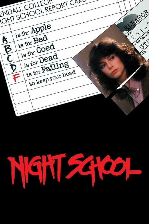 Night School - Movie Poster
