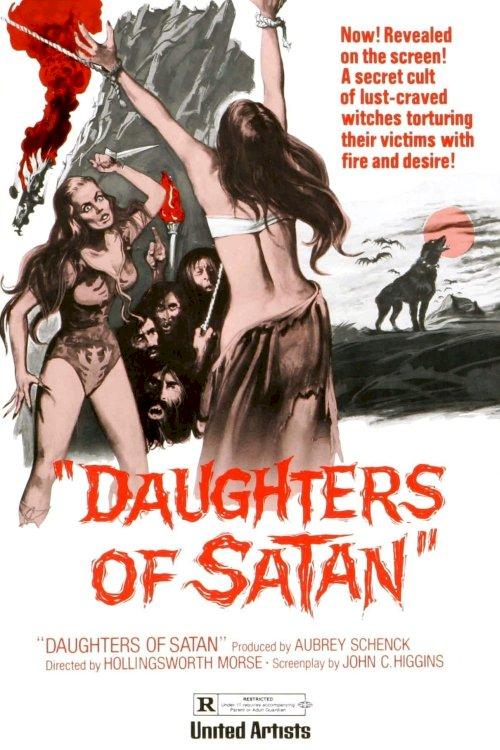Daughters of Satan - Movie Poster