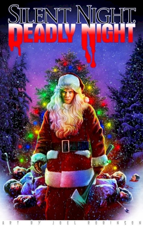 Silent Night, Deadly Night - Movie Poster