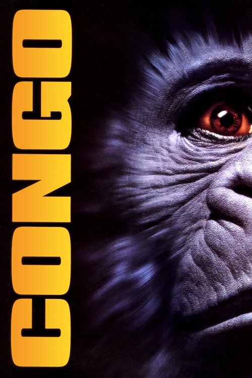 Congo - Movie Poster