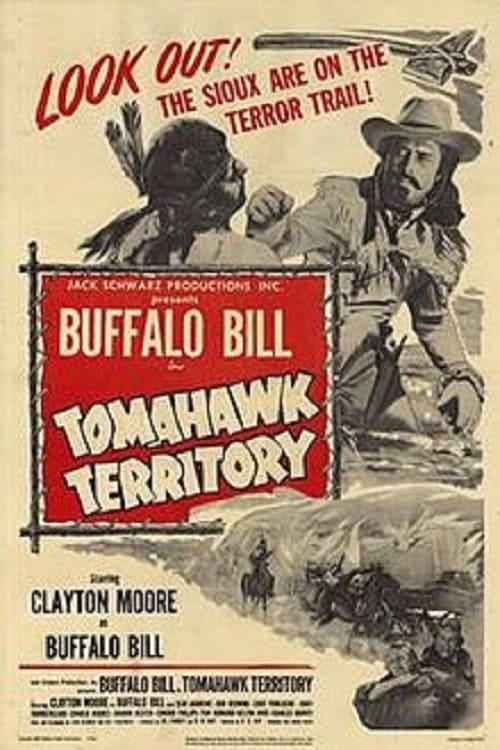 Buffalo Bill in Tomahawk Territory - Movie Poster