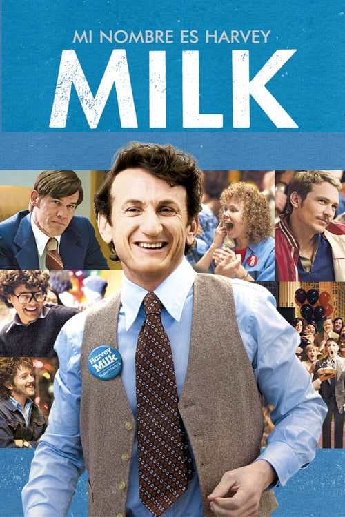 Milk - Movie Poster