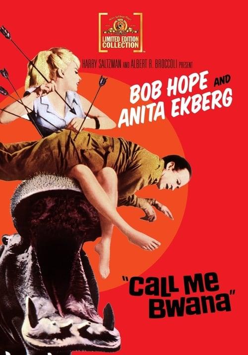 Call Me Bwana - Movie Poster