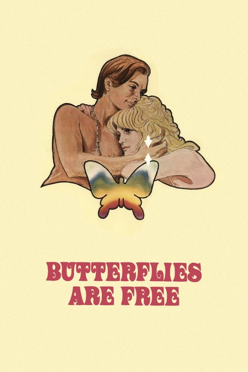 Butterflies Are Free - Movie Poster