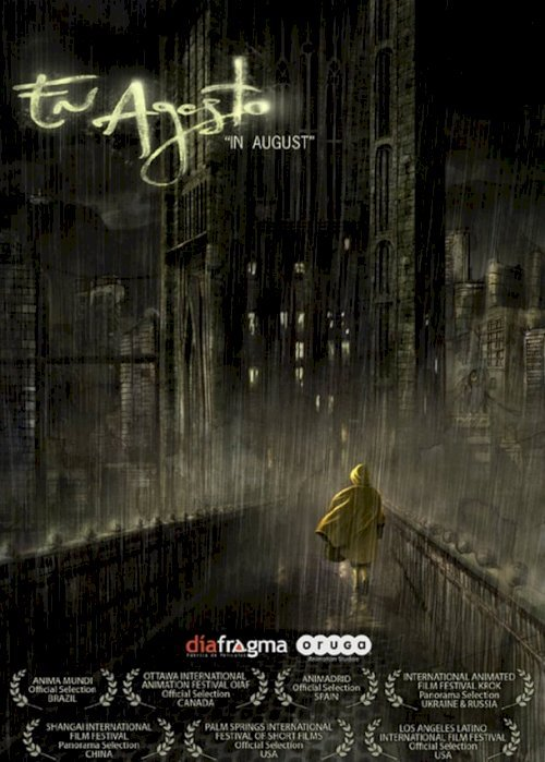 In August - Movie Poster