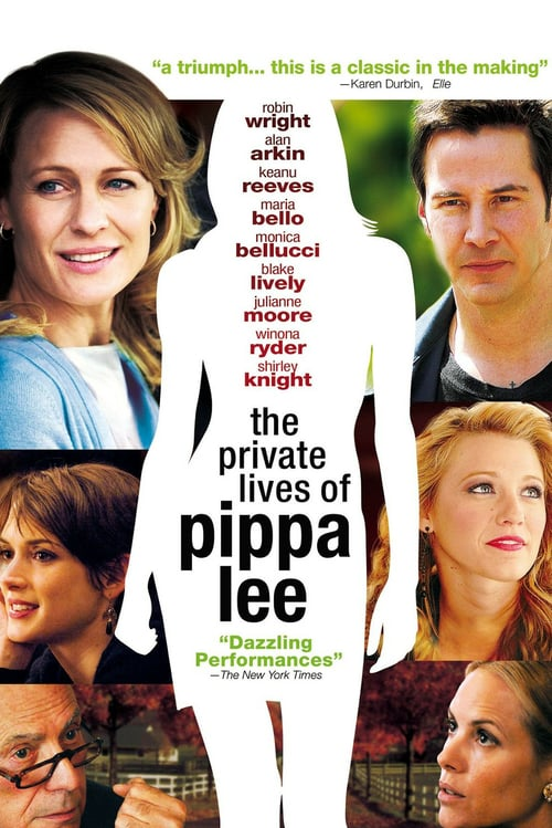 The Private Lives of Pippa Lee - Movie Poster