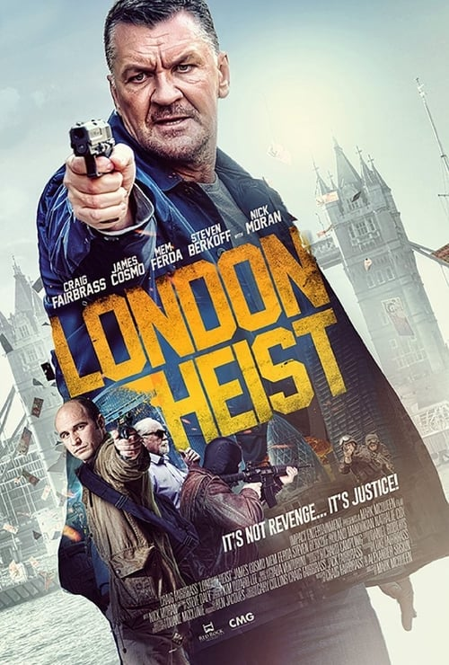 London Heist - Movie Poster